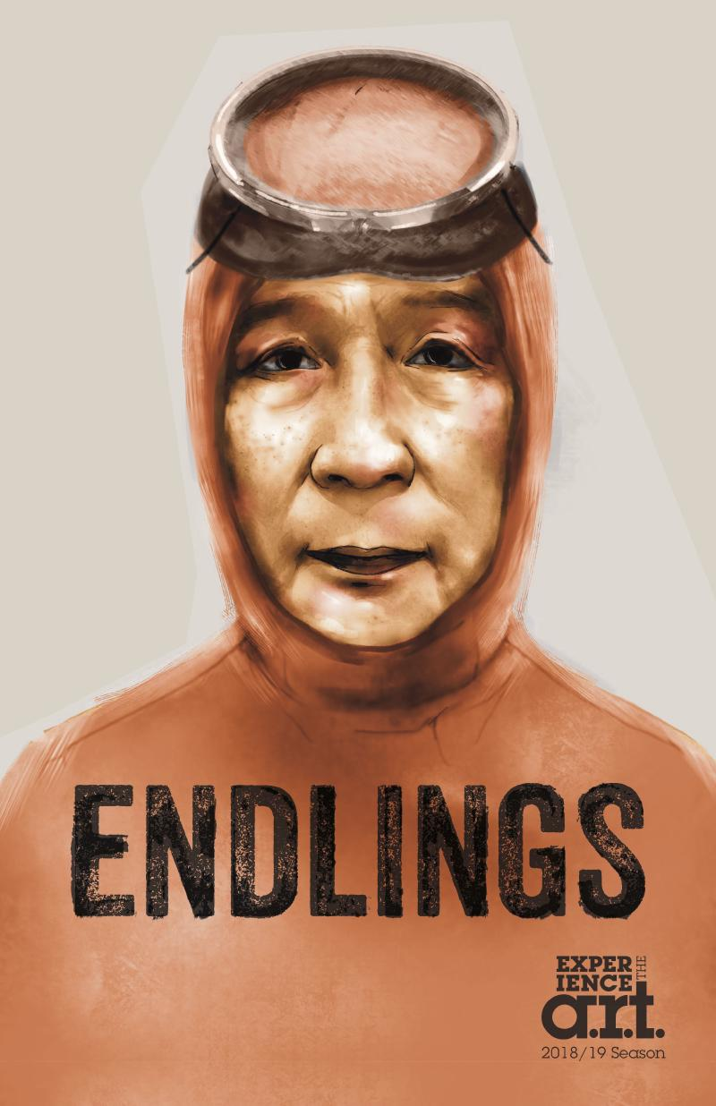Endlings Program Cover